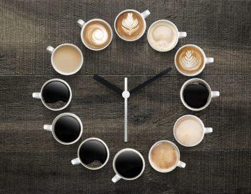Kahve Vücut Saatini Geriletiyor !